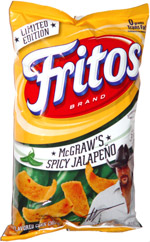 Fritos McGraw's Spicy Jalapeno