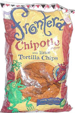 Frontera Chipotle Pepper and Lime Tortilla Chips