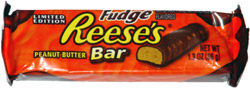 Fudge Reese's Peanut Butter Bar