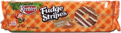 Keebler Fudge Stripes Pumpkin Spice