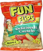 Fun Flips Masala