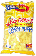Yum Yum Corn Puffs