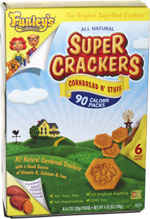 Funley's Delicious Super Crackers Cornbread n' Stuff