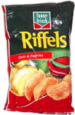 Riffles Chili & Paprika