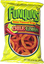Funyuns Chile Lim�n