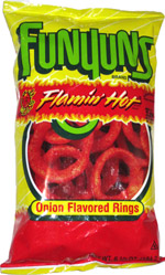 Funyuns Flamin' Hot