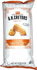 G.H. Cretors Just the Caramel Corn