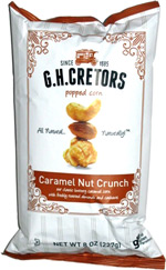 G.H. Cretors Caramel Nut Crunch