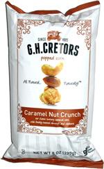 G.H. Cretors Caramel Nut Crunch