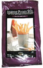 Julienne Potato Stix Salt & Vinegar
