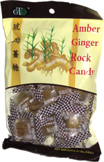 GT Amber Ginger Rock Candy