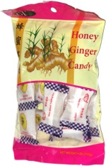 GT Honey Ginger Candy