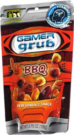 Gamer Grub BBQ Performance Snack