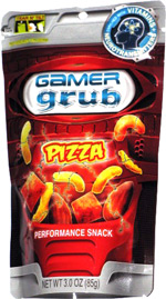 Gamer Grub Pizza Performance Snack