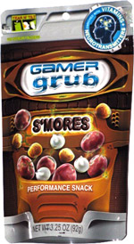 Gamer Grub S'mores Performance Snack