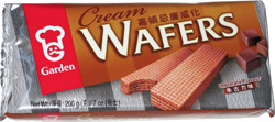 Garden Cream Wafers Chocolate Flavour
