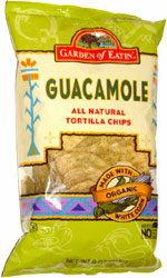 Garden of Eatin' Guacamole All Natural Tortilla Chips
