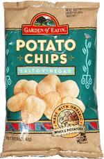 Garden of Eatin' Salt & Vinegar potato chips