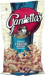 Gardetto's Italian Cheese Blend Snack Mix