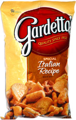 Gardetto's Special Italian Recipe Snack Mix