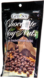 Chocolate Soy Nuts
