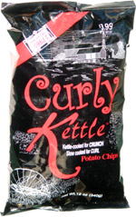 Gibble's Curly Kettle Potato Chips
