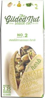 The Gilded Nut No. 2 Mediterranean Herb