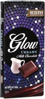 Glow Creamy Milk Chocolate