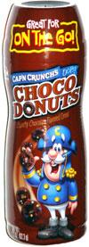 Cap'n Crunch's Choco Donuts