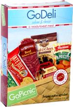 GoPicnic GoDeli Salami & Cheese