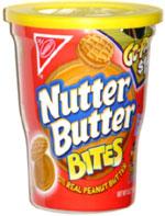Go Paks! Nutter Butter Bites