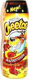 Cheetos Go Snacks Asteroids Flamin' Hot
