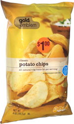 Gold Emblem Classic Potato Chips
