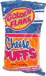 Golden Flake Cheese Puffs