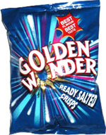 Golden Wonder Ready Salted Crisps