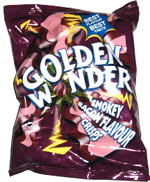 Golden Wonder Smokey Bacon Flavour Crisps