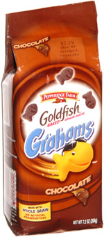 Goldfish Grahams Chocolate