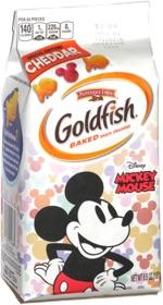 Mickey Mouse Goldfish