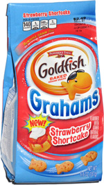 Goldfish Grahams Strawberry Shortcake