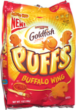Goldfish Puffs Buffalo Wing