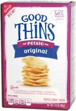 Good Thins the Potato One Original