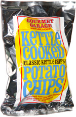 Gourmet Garage Kettle Cooked Potato Chips