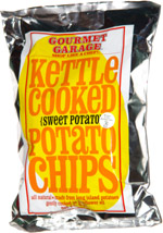 Gourmet Garage Kettle Cooked Sweet Potato Chips
