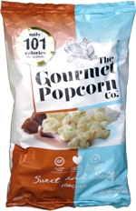 The Gourmet Popcorn Co. Sweet and Salty Popcorn