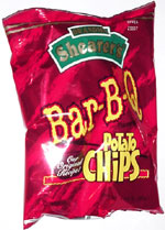 Grandma Shearer's Bar-B-Q Potato Chips