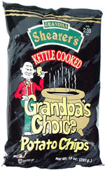 Grandma Shearer's Grandpa's Choice Potato Chips