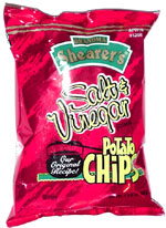 Grandma Shearer's Salt & Vinegar Potato Chips