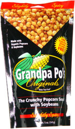 Grandpa Po's Originals Slightly Spicy