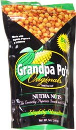 Grandpa Po's Originals Nutra Nuts Slightly Unsalted