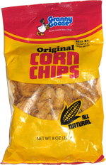 Granny Goose Original Corn Chips